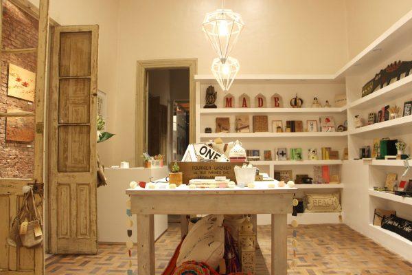 diseño, objetos, regalos