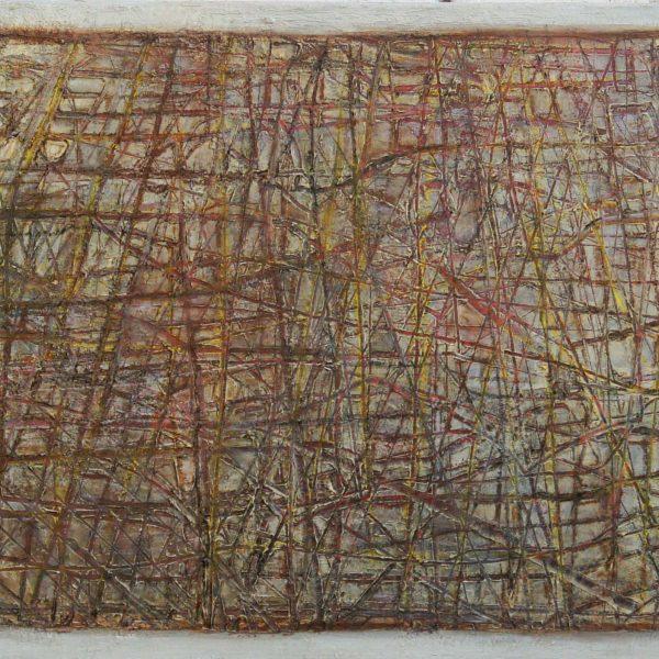 """""""Crujiente"""" / óleo sobre bastidor / 40x60 cm"""