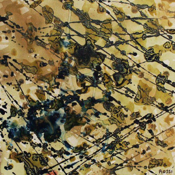 """""""Delft"""" / óleo sobre bastidor / 40x40 cm"""