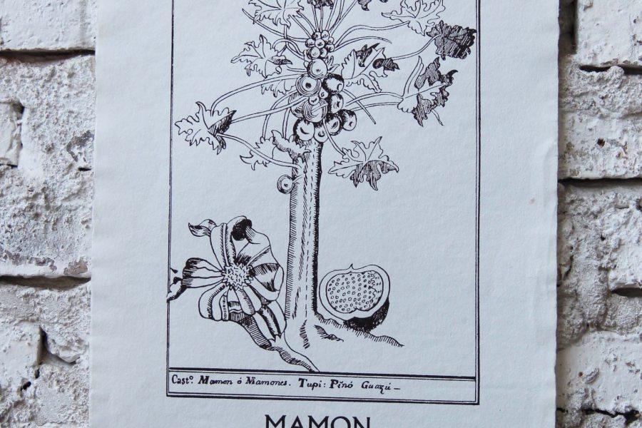 """""""Mamón"""" / A3 / Sobrerelieve"""