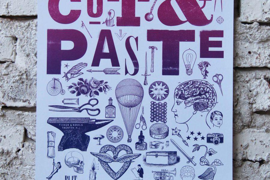"""""""Cut&Paste"""" / A3 /  Collage Dígital"""
