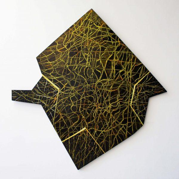 """""""Minas Gerais"""" / óleo sobre bastidor / 180x188 cm"""